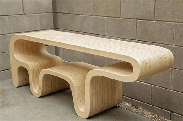 简洁可爱的熊桌设计(四)