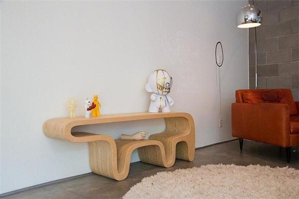 简洁可爱的熊桌设计(六)