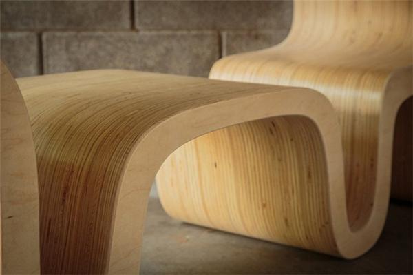 简洁可爱的熊桌设计(七)