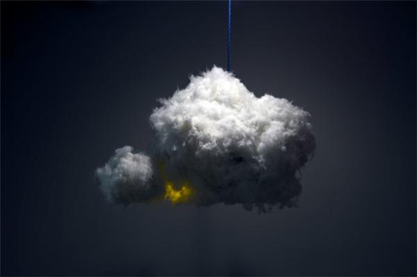 完美模拟雷暴的云灯(三)