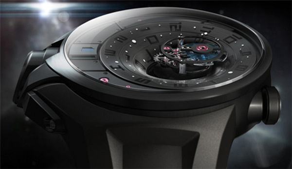 陀飞轮概念手表设计