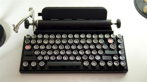 碉堡的复古机械键盘(三)