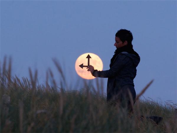 我和月亮玩游戏(四)
