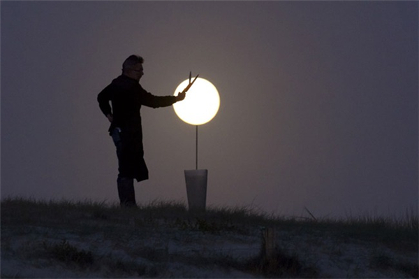 我和月亮玩游戏(五)