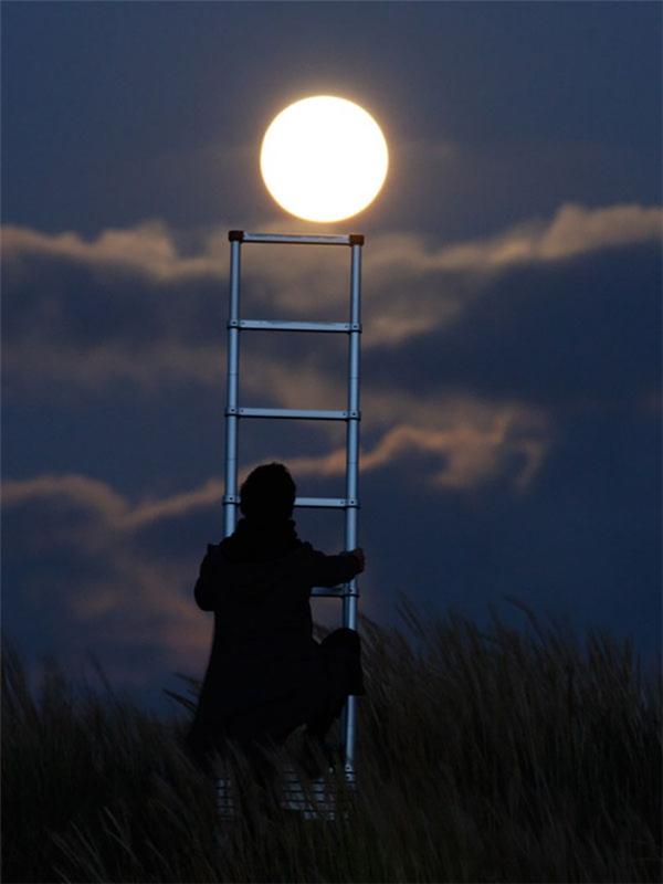 我和月亮玩游戏(六)