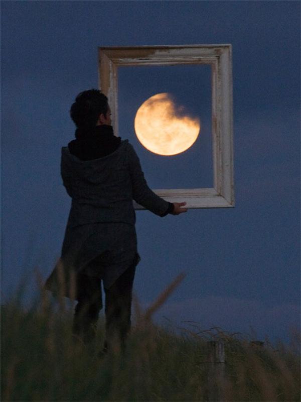 我和月亮玩游戏(八)