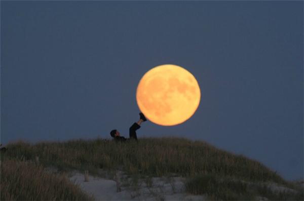我和月亮玩游戏(九)