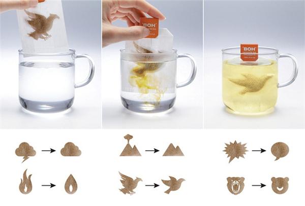 牛逼的治愈系茶包设计(二)