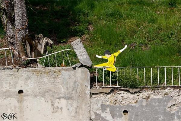 来自法国的幽默街头艺术(四)
