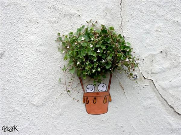 来自法国的幽默街头艺术(十)