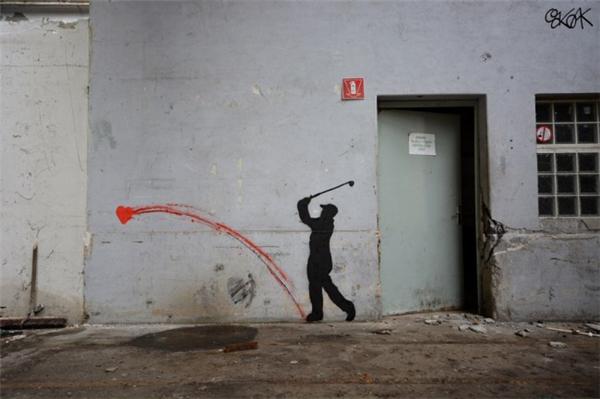 来自法国的幽默街头艺术(十二)