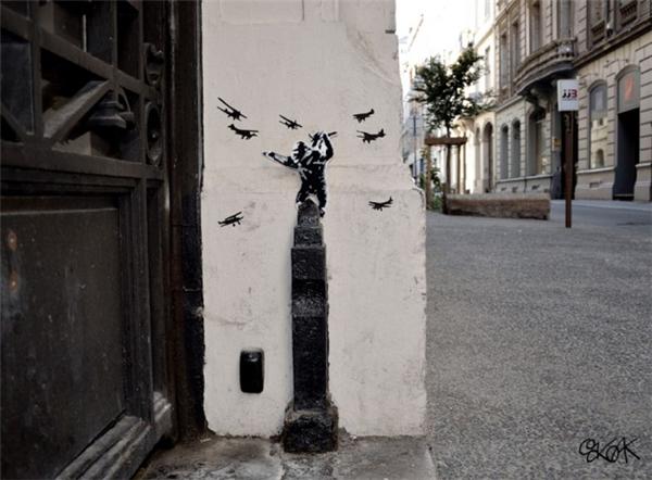 来自法国的幽默街头艺术(十三)