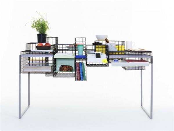模块化桌子设计