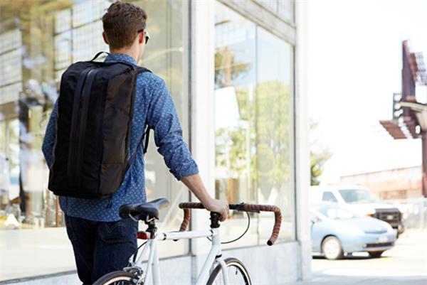 让办公健身都方便的包包(五)