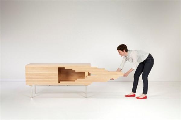令人惊叹的力学木柜(二)