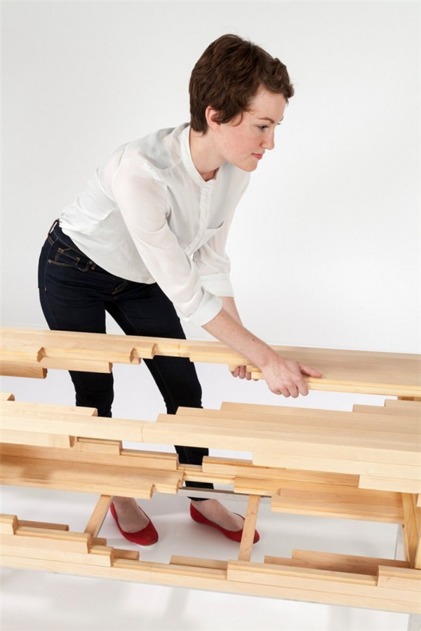 令人惊叹的力学木柜(四)