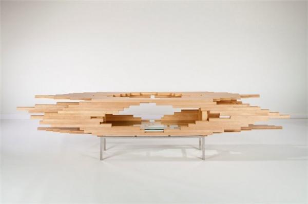 令人惊叹的力学木柜(六)