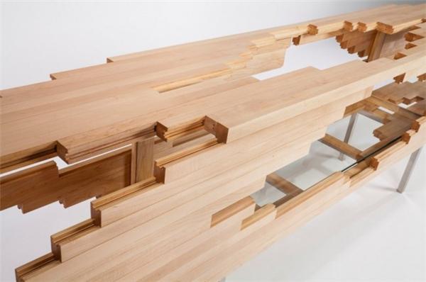令人惊叹的力学木柜(七)