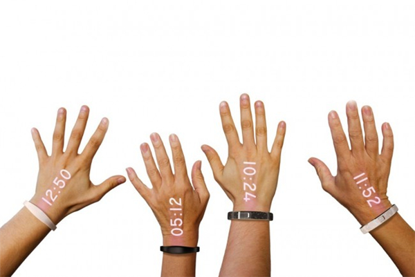 全球首款投影式智能手环(四)