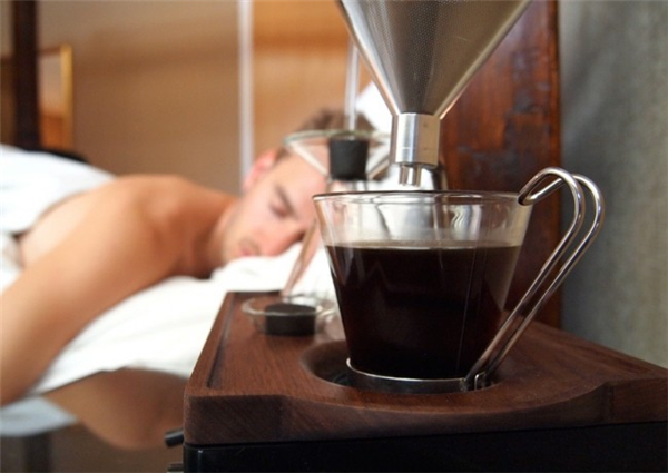 有情调的咖啡闹钟(四)