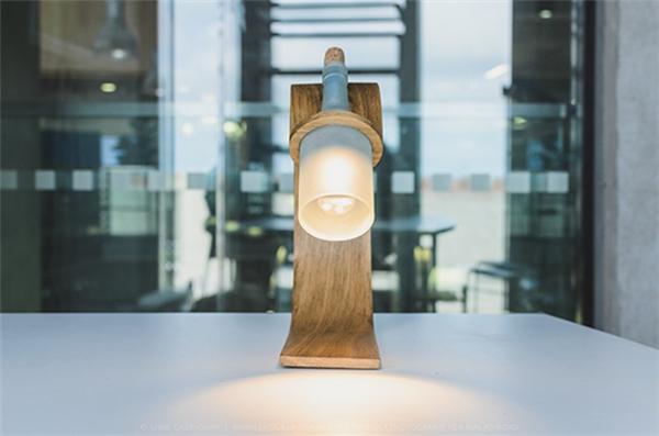 优雅的酒瓶灯设计(六)