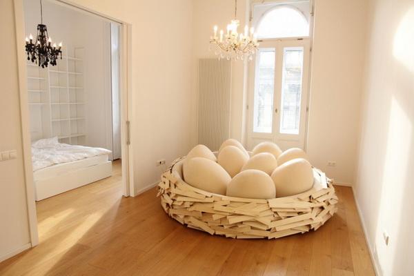 巨型鸟巢家居设计(二)