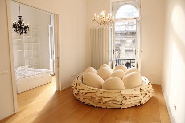 巨型鸟巢家居设计(三)