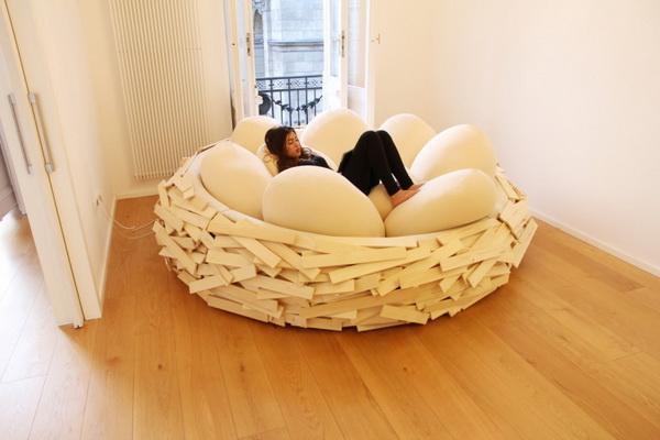 巨型鸟巢家居设计(五)