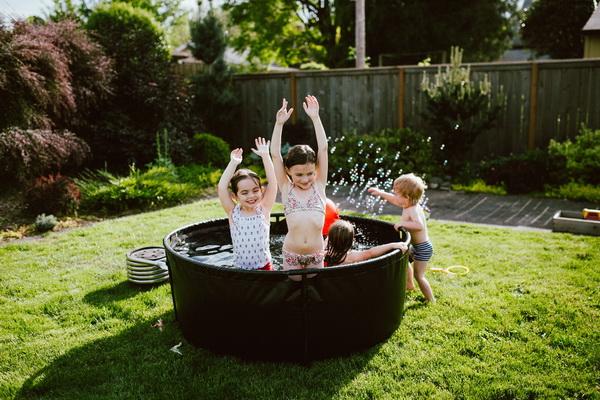 便捷的折叠式浴缸