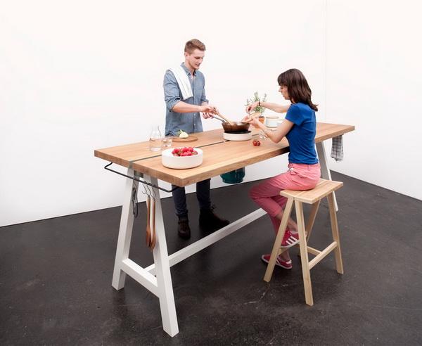 多功能创意桌子设计