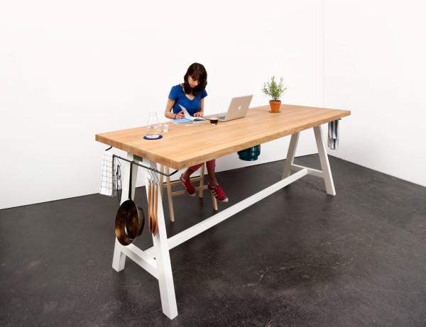 多功能创意桌子设计(四)