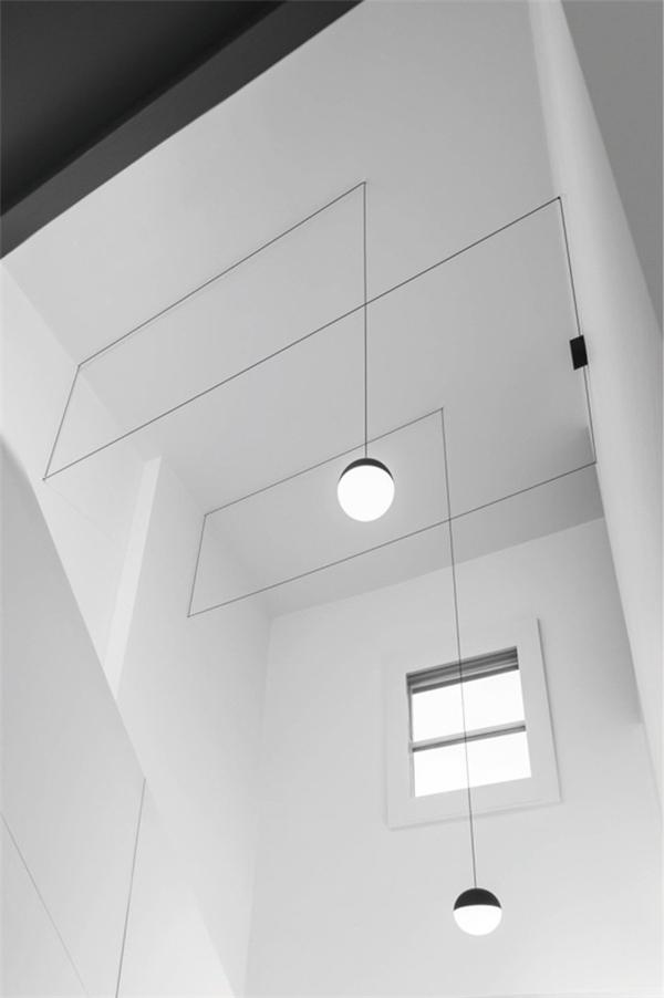非常具有几何美感的吊灯(八)
