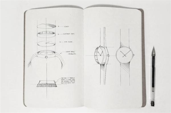 简洁至上的表盘设计(六)