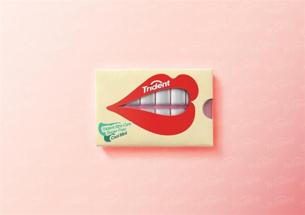 超级可耐的口香糖包装设计(二)