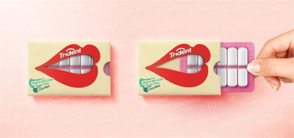 超级可耐的口香糖包装设计(三)