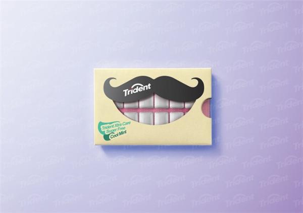 超级可耐的口香糖包装设计(四)