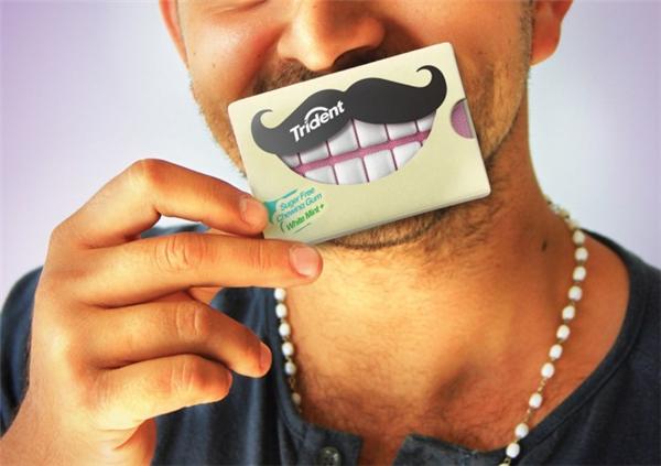 超级可耐的口香糖包装设计(五)