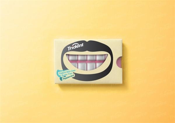 超级可耐的口香糖包装设计(九)