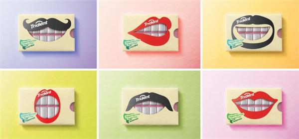 超级可耐的口香糖包装设计(十一)