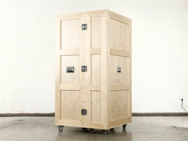 可活动的箱式家具(二)