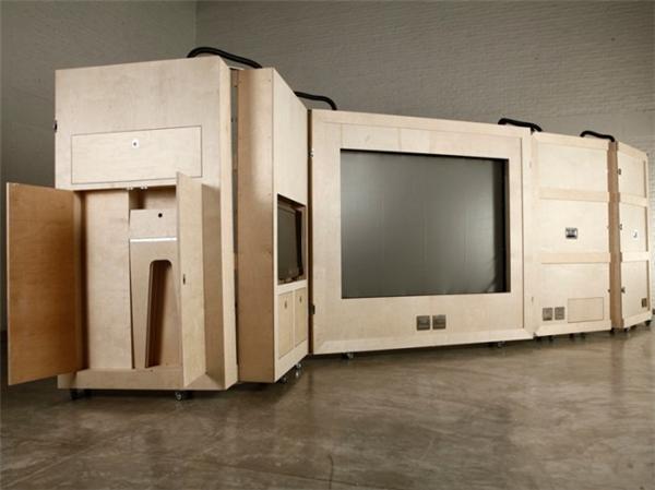 可活动的箱式家具(四)