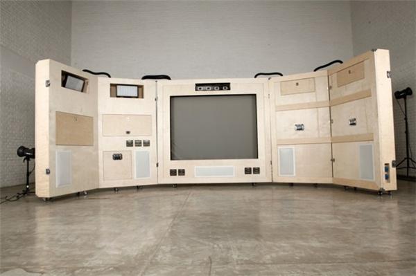 可活动的箱式家具(五)