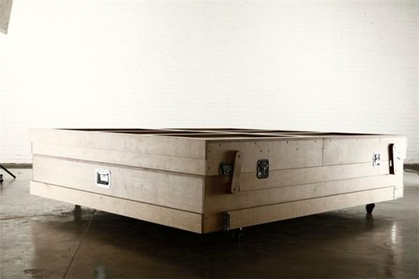 可活动的箱式家具(七)