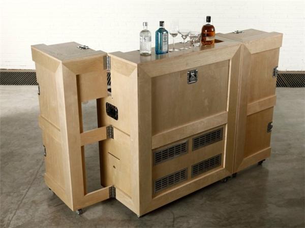 可活动的箱式家具(九)