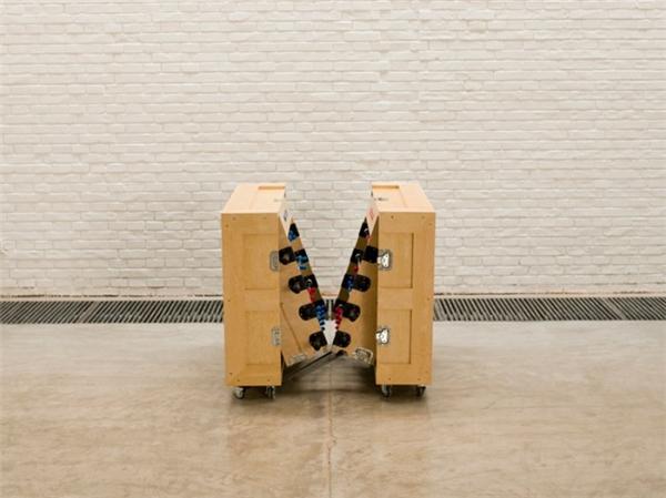 可活动的箱式家具(十一)