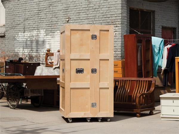 可活动的箱式家具(十六)