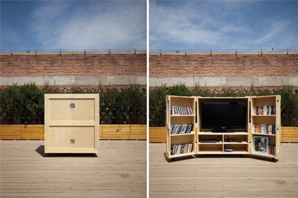 可活动的箱式家具(十七)