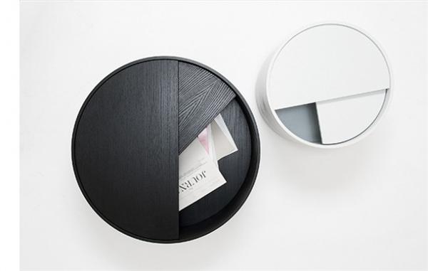 个性的矮桌收纳台(三)