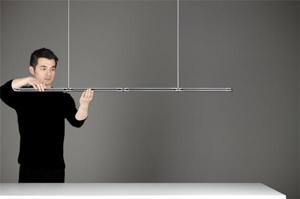 犀利的模块化吊灯设计(四)