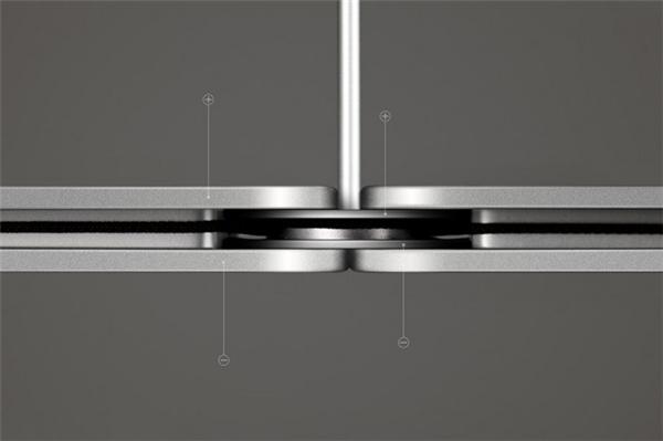 犀利的模块化吊灯设计(五)